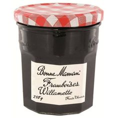 @bonnemaman framboises willamette 210g