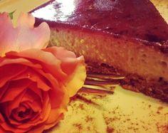 Vegan Cheese Cake | Il Cibo della Salute