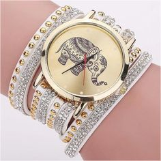 Timeless Really nice very cute watch sooo pretty you will  not want to take it off. Accessories