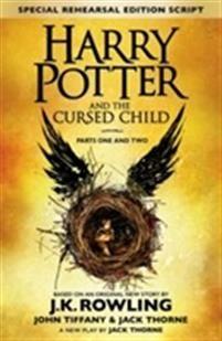 Harry Potter and the Cursed Child englanti pokkari
