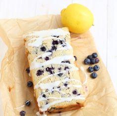 Lemon Blueberry #Bread #recipe via Gather for Bread http://www.yummly.com/recipe/Lemon-Blueberry-Bread-1081630