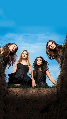 Wallpapers Tumblr Pretty Little Liars!! Papel de parede PLL!! Segue aí pra conferir td!!! @TeenWallpapers