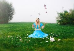 Alice in wonderland cosplay by Kawaielli on deviantART