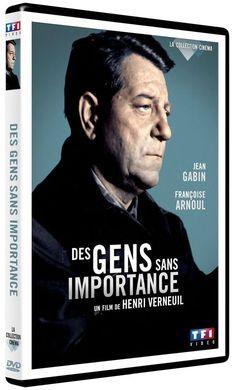 JEAN GABIN - Des gens sans importance - DVD NEUF Nouveau master HD