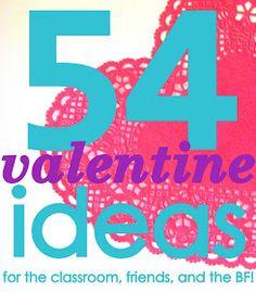Sassy Sites!: Valentine's Day Ideas