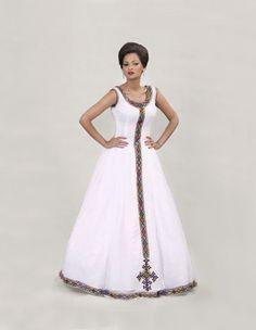 Habesha wedding dresses