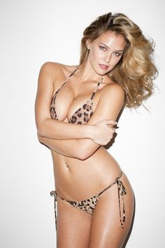 Bar Rafaeli, one should have atleast 2-3 pair of animal print intimates....for sure....she is stunning