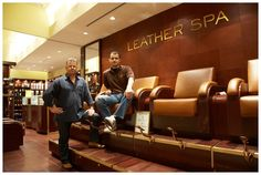Leather Spa in New York, NY