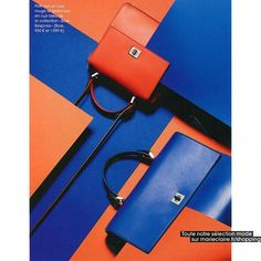 From hugoboss - Graphic impact: the #bossbespokebag in the October issue of @marieclairefr #thisisboss