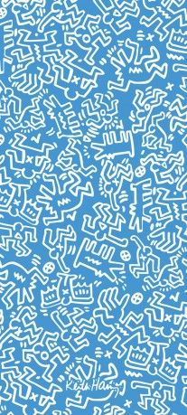Redmi K30 Pro Keith Haring Wallpapers Are Here Gsmarena Com News Keith Haring Stock Wallpaper Keith