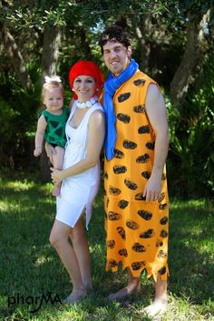 You only have so many years to force (ahem...we mean lovingly persuade) your kids to dress up in a matching Halloween costume. (Bonus if you have a baby because they don't complain at all!) We love these awesome costume ideas for families, fathers/daughters, mother/sons, etc. They're anything but ordinary and just might help you bring home the win in that group costume category.