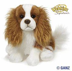 Amazon.com: Ganz Lil' Webkinz Plush - Lil' Kinz Cocker Spaniel ... | 233x236