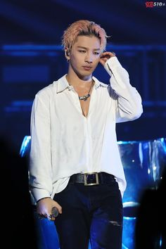 BIGBANG(ビッグバン) TAEYANG(SOL:テヤン:トン・ヨンベ) 2015.07.18~19 BIGBANG 2015 WORLD TOUR [MADE] IN SINGAPORE SoundCheck + Stage Photo