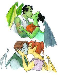 New Disney Gargoyles
