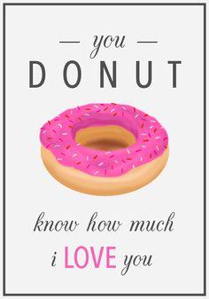 oh whimsical me: Junk Food Valentines | Free Printable