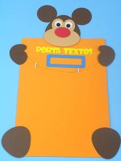 Painel Porta texto: poesia, receita, cartas, livros, jornal...etc. www.petilola.com.br