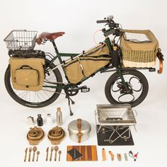 Hunt And Gather: Sven Cycles Forager | Cycle EXIF