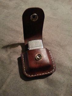 Slim Zippo Lighter Case