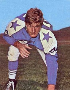 Dallas Cowboys Bob Lilly - greatness and true professional.....the guys made the Cowboys.