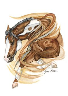 CUTTING HORhttp://www.lynnbean.com/horses-equestrian-cutting-horse-102.shtmlSE.