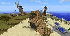 Bildergebnis Für Minecraft Mittelalter Stadt MinecraftMittelalter - Minecraft lagerhauser