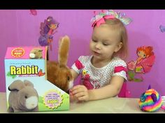 Кристальный Фёрби и Прыгающий Зайка мягкая игрушка Crystal Furby and Lea...