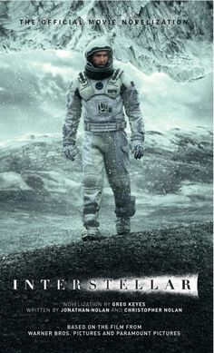 """Read """"Interstellar: The Official Movie Novelization"""" by Greg Keyes available from Rakuten Kobo. The official movie novelization to the eagerly anticipated new film by Christopher Nolan. Interstellar chronicles the ad. Science Fiction, Fiction Movies, Sci Fi Movies, Movies To Watch, Good Movies, Movie Tv, Foreign Movies, Excellent Movies, Space Movies"""