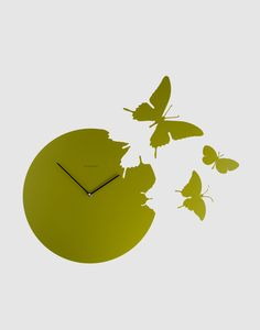 Diamantini & domeniconi Women - Watches - Wall clock Diamantini & domeniconi on YOOX