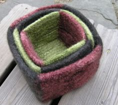 felted wool projects - Bing Images