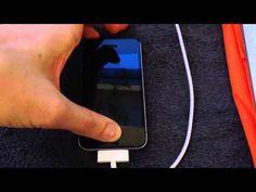 iPhone in den DFU Mode versetzen
