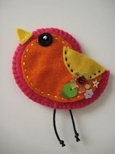 Birds crafts for children for spring - 100 and more projects