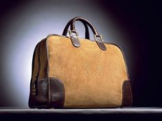 The first Amazona bag, created in 1975