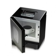 Iwavecube Personal Microwave On Gadgets Crunch Finally Your Own The Amazing Gives You To Heat