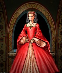 c Rebecca Cox  Image name: Lady Jane Grey - The Nine Days Queen