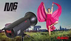 In occasione dell'evento di fotografia più importante di Europa, Photokina, Multiblitz ha presentato il nuovo flash portatile M6-TTL. Il nuovo arrivato nella famiglia Mulitblitz, produttore l…