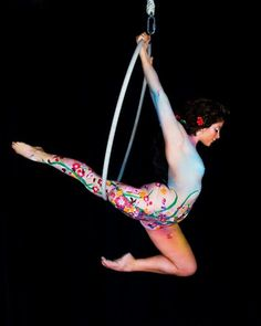 Getting back into aerial dance and body art.i actually used to be pretty good Lyra Aerial, Aerial Acrobatics, Aerial Dance, Aerial Hoop, Aerial Arts, Aerial Silks, Pole Dance, Aerial Costume, Circus Art