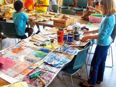 Summer Arts Camp- Session III Atlanta, Georgia  #Kids #Events