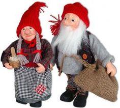 Norwegian Nisse, Christmas elves.