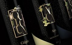 Toyon Wine on Packaging of the World - Creative Package Design Gallery
