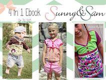 """E-Book Shirt/Tunika/Hose/Jumpsuit """"Sunny and Sam"""""""