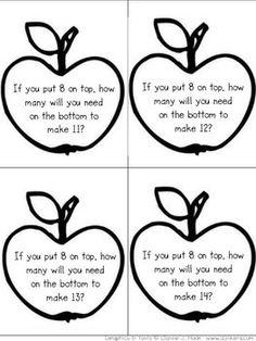 REKENREK TASK CARDS SET 2 - TeachersPayTeachers.com