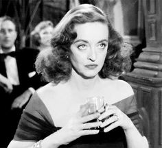 """Bette Davis in """"All About Eve"""""""