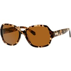 Featuring 100% UVA/UVB protection, the Laney Polarized Sunglasses from Kate Spade are just what you need to look fashionable while protecting your eyes from the sun's harmful rays.