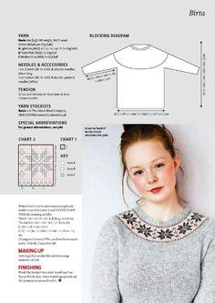 The Knitter №71 2014 - 轻描淡写 - 轻描淡写