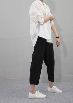 japanese fashion Be Into Vogue : Photo Casual Chic, Style Casual, Classic Style, Style Désinvolte Chic, Style Noir, Summer Dress Outfits, Summer Fashion Outfits, Fashion Ideas, Spring Fashion