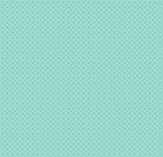 precious boy - teal dots fabric by misstiina on Spoonflower - custom fabric