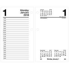 AT-A-GLANCE%26reg%3B+Desk+Calendar+Refill%2C+3+1%2F2%26quot%3B+x+6%26quot%3B%2C+January-December+2018+%28E71750-18%29