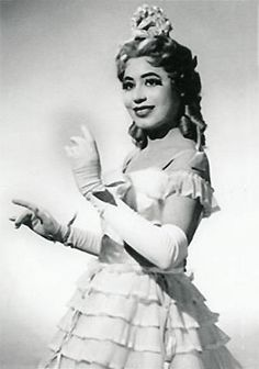 Mattiwilda Dobbs (b. 1925) is an American opera singer, one of the first African Americans to achieve international acclaim in the art form. After winning an international competition in Geneva, Switzerland, the Spelman graduate launched a career that took her across Europe. In 1953, she became the first African American women to sing at the famed La Scala opera house in Milan, Italy.