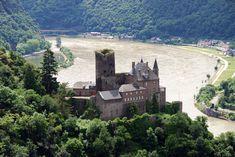 Burg Katz - Rheinland-Pfalz Germany (Burg Neukatzenelnbogen)