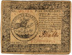 Continental Currency: September 26, 1778